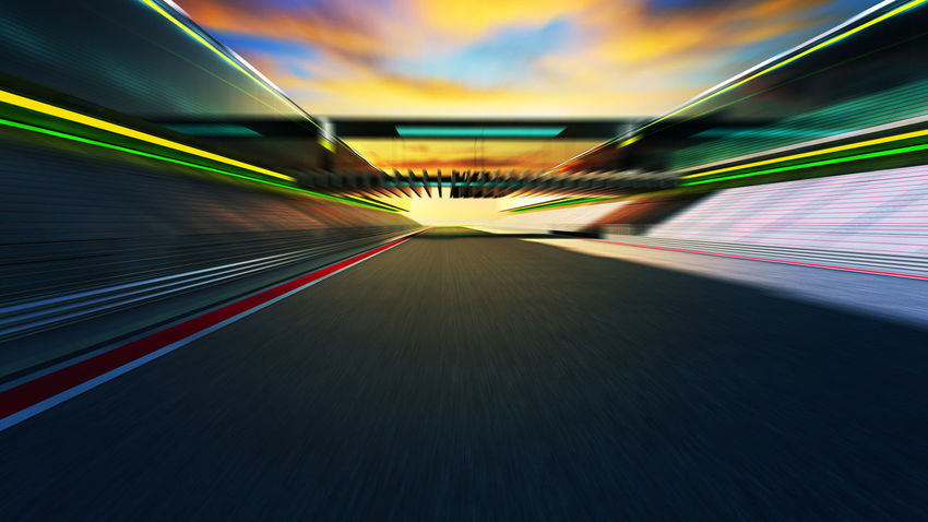 Architecture Blurred Motion Built Structure City Diminishing Perspective Direction Illuminated Light Trail Long Exposure Mode Of Transportation Motion Multi Colored No People on the move Road Speed The Way Forward Transportation Travel Tunnel
