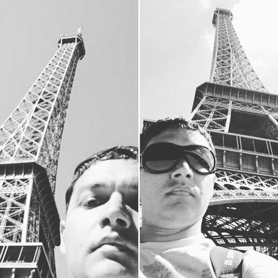 Ernuel Paris Francia Torreeffiel Coleccionandomomentos