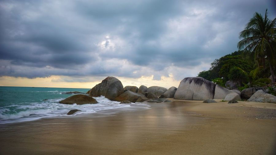 Pantai Tanjung Pesona. Tanjung Pesona beach. Sungailiat, Bangka. Photography By @jgawibowo Arif Wibowo Photoworks Shot By @jgawibowo Shot By Arif Wibowo Property Of Arif Wibowo Bangka Island Landscape Landscape Photography Seascape Photography Seascape Travel Travel Photography Scenic View Scenic Landscapes Scenics Landscape Scenic Beach Sand Sea Landscape Nature Water Travel Destinations