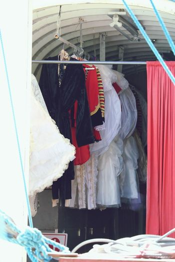Picoftheday Photography Circus Textile Clothing Real People Traditional Clothing Hanging Architecture Built Structure