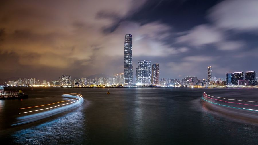Night Harbour HongKong Discoverhongkong Leicaq Nightphotography Long Exposure Slow Shutter Cityscapes Night Lights Neon Lights Nightscape Cities At Night EyeEm Best Edits EyeEm Gallery EyeEm Masterclass EyeEm Best Shots From My Point Of View Our Best Pics Cinema In Your Life Hello World Shadows & Lights Traveling Landscape The Great Outdoors - 2016 EyeEm Awards The Architect - 2016 EyeEm Awards 香港