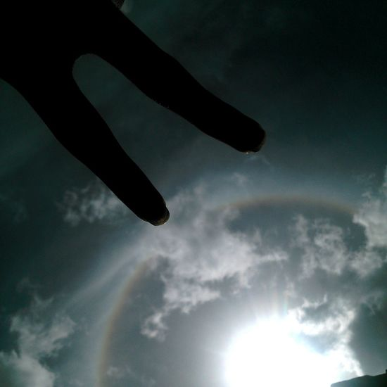 Caracas Venezuela HoyEnLaMañana Cielo Sky Sky And Clouds Photography Photographylovers Nubesdehoy Nubes Ojodedios Rainbow Sun Sol Nature_collection