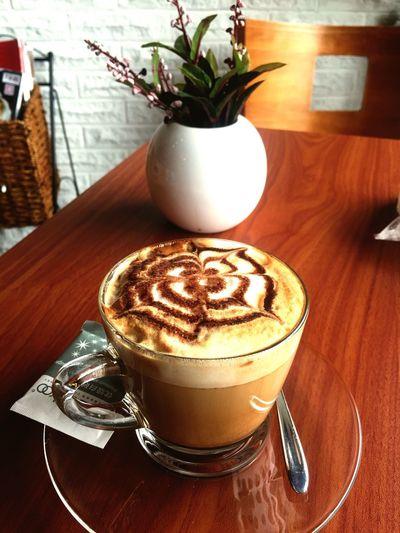 美好的一天从咖啡开始 慢生活