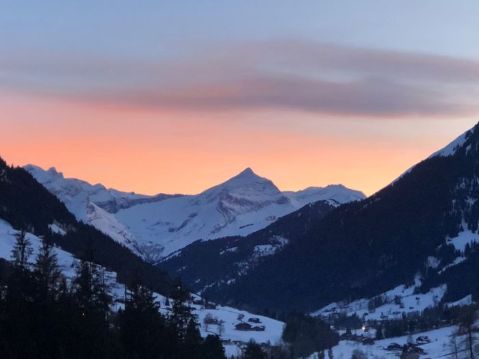 Sunset I❤️colour I❤️Gstaad Beauty In Nature Sunset Bolonie Style Bolonie Art Bolonie Mountain Snow Winter Sunset Cold Temperature Beauty In Nature Mountain Range Nature Tranquility Scenics Sky Tranquil Scene Range Landscape No People Outdoors Day Shades Of Winter EyeEmNewHere An Eye For Travel