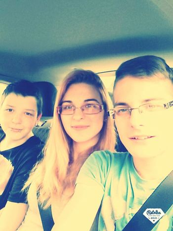 My Life♥ With My Love ❤ And With My Brother♥
