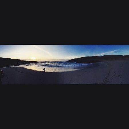 Western Isles Beach