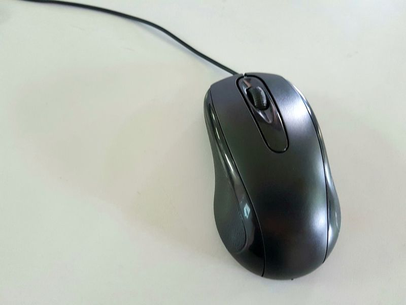 Mouse Computer Information Technology IT Object Peripherals Close-up