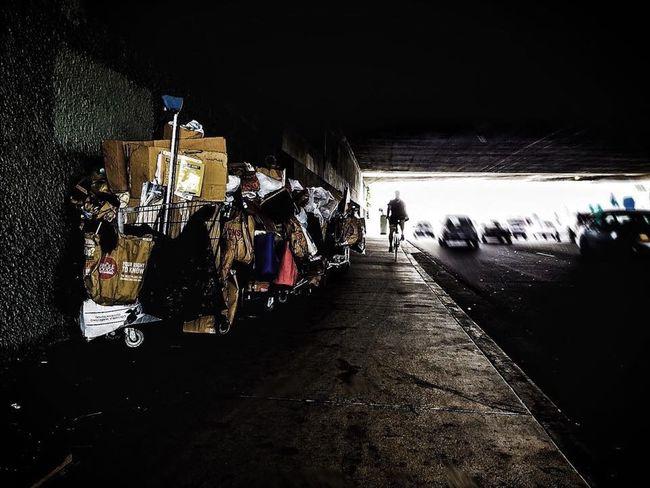 Mobilephotography Streetphotography Underpass Streetlife
