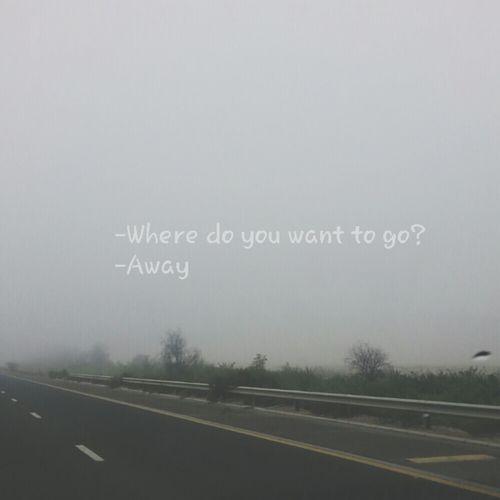 -Away