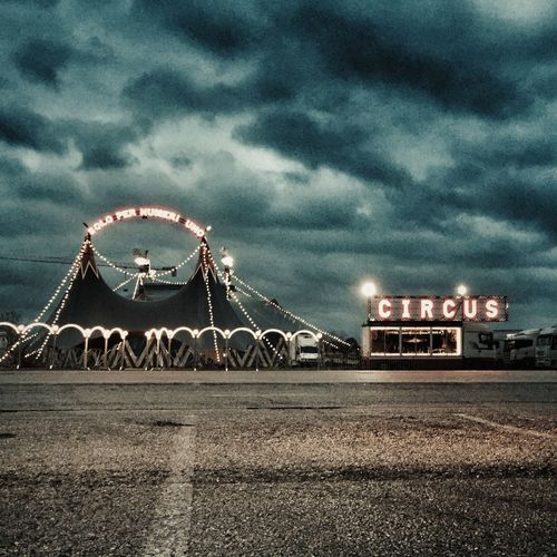 Circus AMPt_community NEM Mood Nightphotography