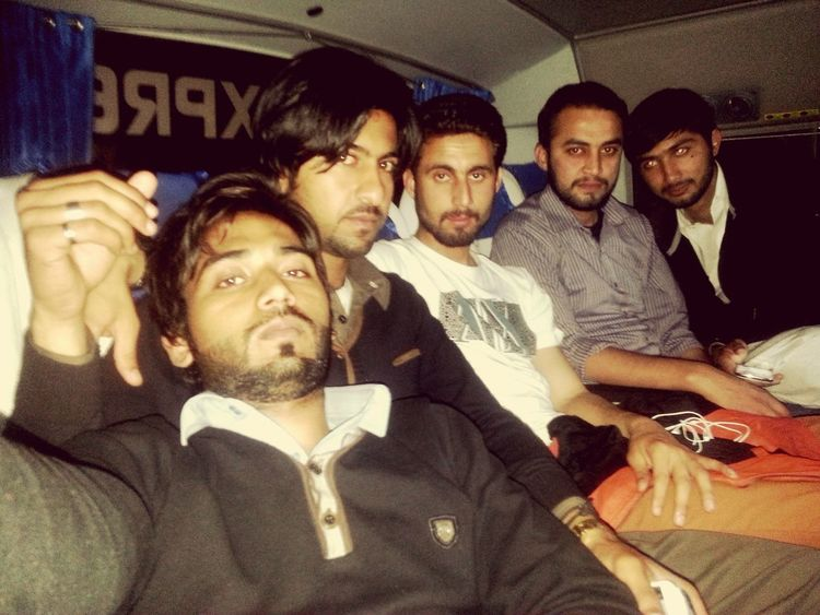 Traveling From lahore to kohat