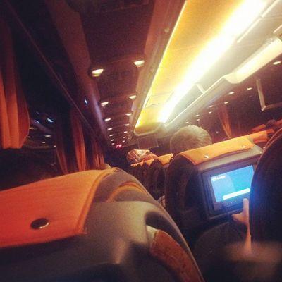 Hadi ben gittim gardaşım ! ✋ Istanbul Samsun Otobus Tatil yol gece