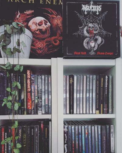 Plant vs Music Plant Records Collection Urban Jungle Shelf Shelves Display Plant Life