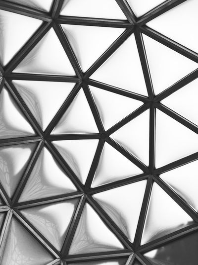 Indoors  Pattern Shape Geometric Shape Full Frame Ceiling Backgrounds No People Low Angle View Architectural Design Close-up Architecture Day Cloud - Sky Built Structure Steel Steel Structure  Modernism Byzantine Byzantine Architecture Islamic Architecture EyeEmNewHere Architecture Ceiling Indoors