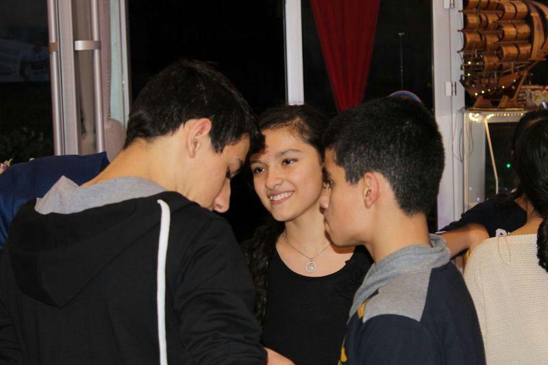 23 Aralık doğum günümü kutlarken kardeslerimle bir kare ;)