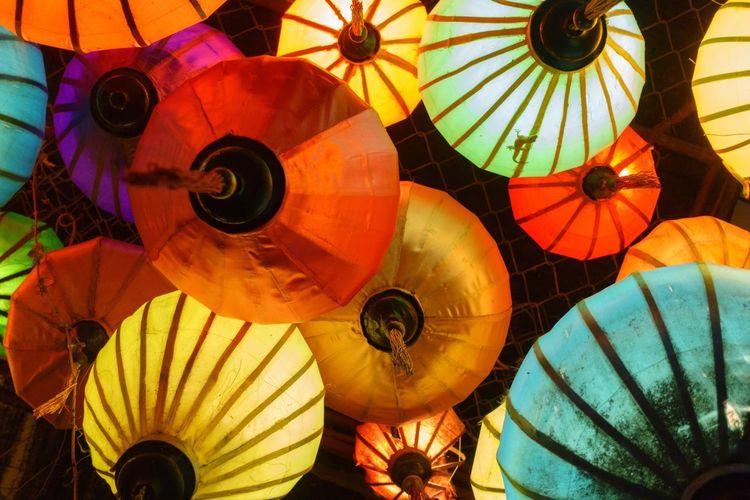 Colour Of Life Vietnam Hoi An Lampions