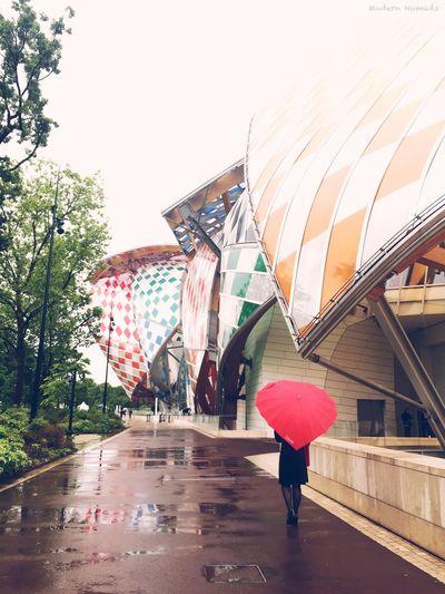 The Architect - 2016 EyeEm Awards Fondation Louis Vuitton  Architecture par Frank Gehry Journées Particulières LVMH Paris Bois De Boulogne VSCO Modern Nomads IPhone Art Gallery Flv