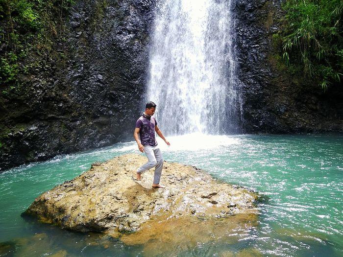 waterfall in my