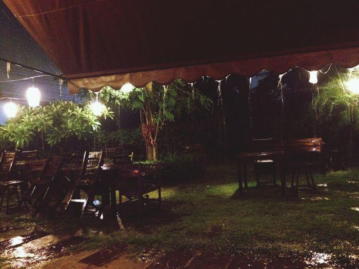 วันฝนมา ณ อุบลราชธานี