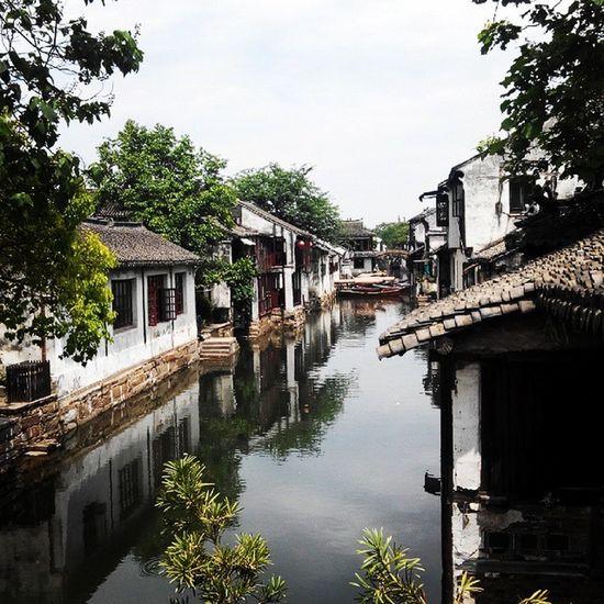 China Shanghai Watertown Instaphoto Instadaily