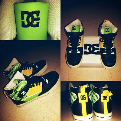 Shoes DC Hip_Hop Dodgar Effect Love It