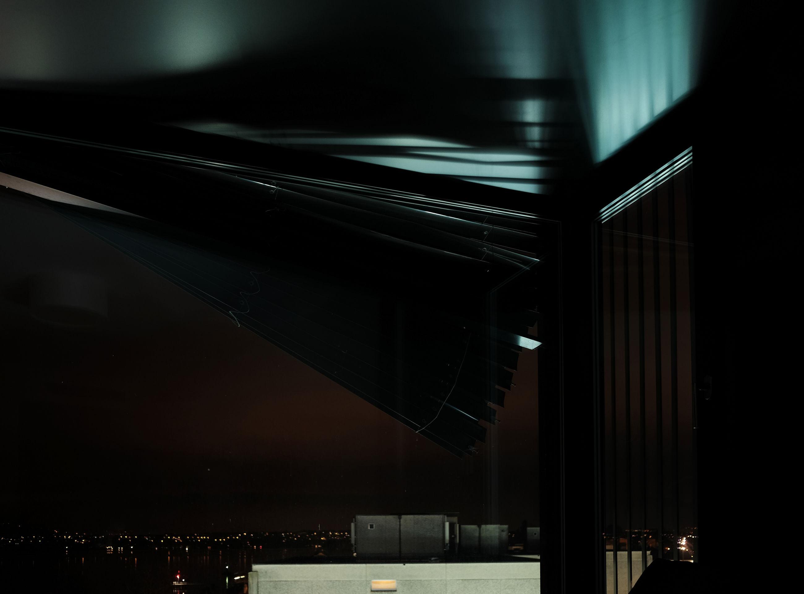 indoors, no people, night, illuminated