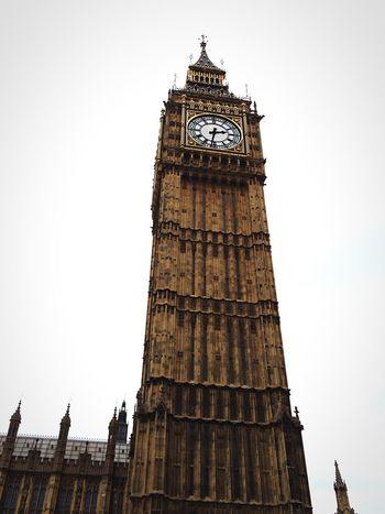 Clock Tower Architecture City Bigben Elizabethtower