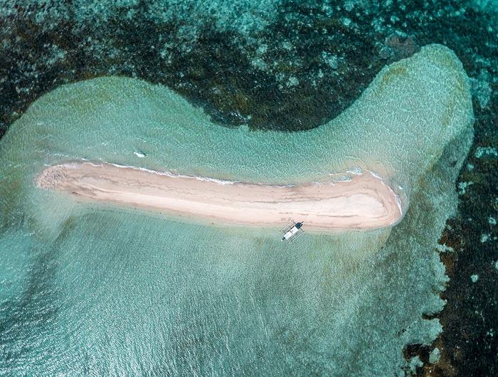 Day Eyeem Philippines Island Nature Outdoors Sandbar Sea Sea Life Seascape Water