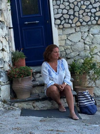 Me Zakynthos Old House Door Travel Holiday Trip memories Summer Zakynthos,Greece Minimalism Architecturelovers