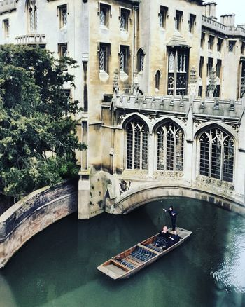 Smartphonephotography Architecture College River Cambridge