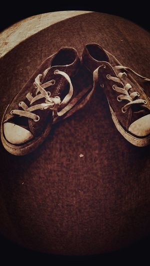 Kids Shoes Memories childhood childhood Old-fashioned Brown Antique Shoe Small Kids Being Kids Kidsphotography