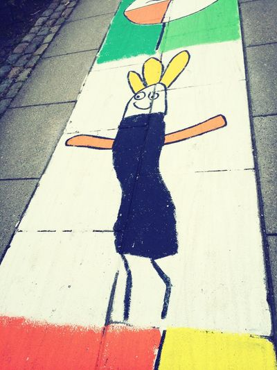 Streetart Made By Kids