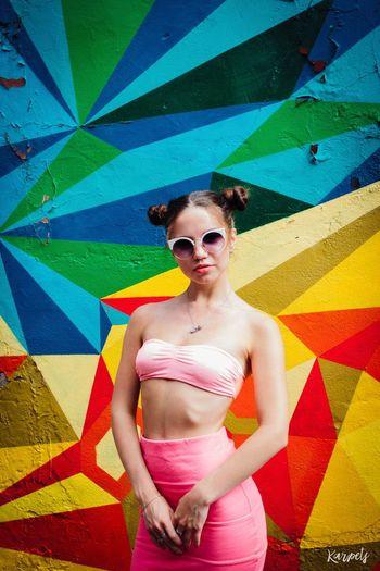 Karpetsphoto EyeEmBestEdits Russian Girl Color Portrait Photography Moscow EyeEm Best Shots Summer ☀ Streetphotography Russia EyeEm Colours