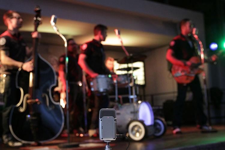 Band Drum Music On Stage Bass Bass Guitar Drum Kit Drumkit Guitar Liverecording Night Performance Recording
