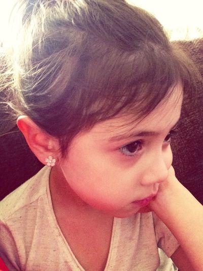 She's Sick But Still Super Pretty (: