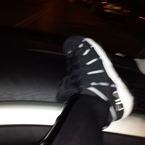 And she got style ShoeWhore Heelsandtennis Ushouldseemycloset Lilbissssshhh