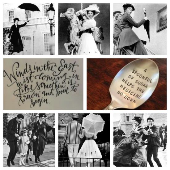 Canonphotography Collage Mary Poppins Lovely Disney DisneyMagic  MOVIE Pictures