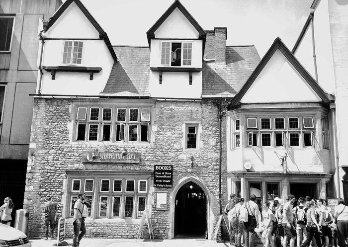 Black And White Blackandwhite Black & White Streetphotography Aliceinwonderland Oxford