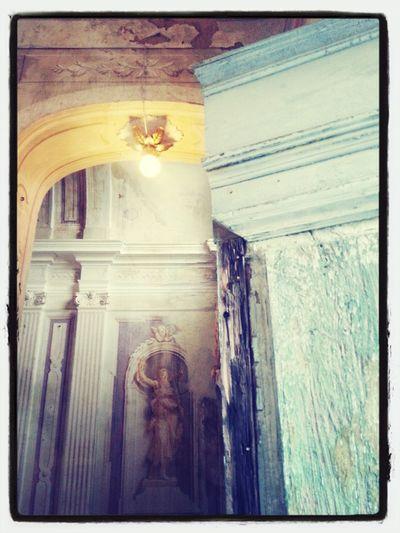 Open Doors  Old Church
