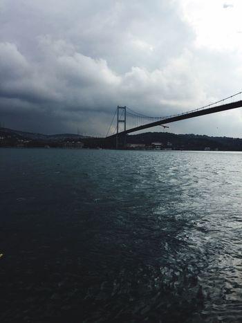Istanbul Turkey Boğaz Köprüsü