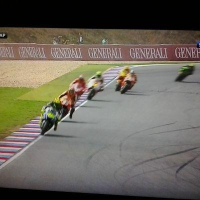 Bom dia com barulho da MotoGP canal 238 SKYHDTV Sportv2