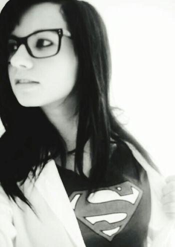 Superman DC Glasses Super Woman