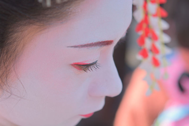 The Portraitist - 2016 EyeEm Awards Maikosan 着物 Kimono Japan Japanese