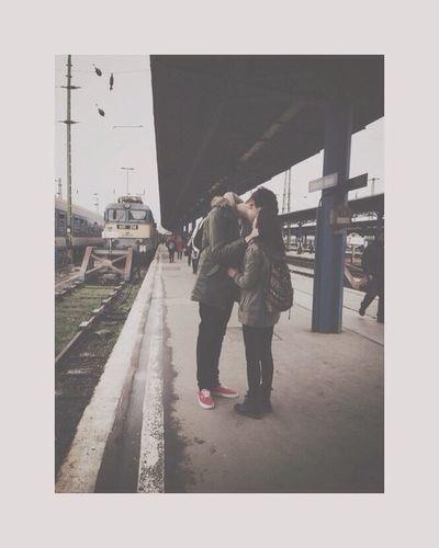 Fuckdistance Train Distance - ILoveYou.♡