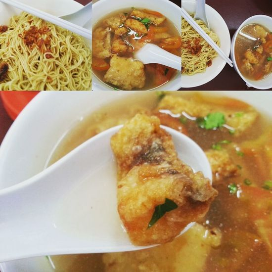 Best Food In Labuan DeliciousFood  Scrumptious Noodles Fish Noodles