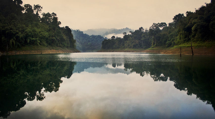 Photography In Motion EyeEm Nature Lover Landscape_photography Mirrorlake Thailand Kaosok Reflection