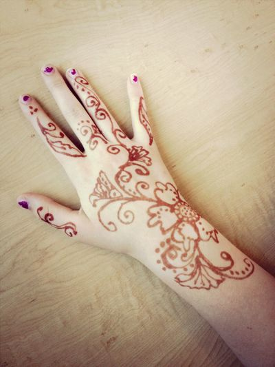 HENNA First Eyeem Photo
