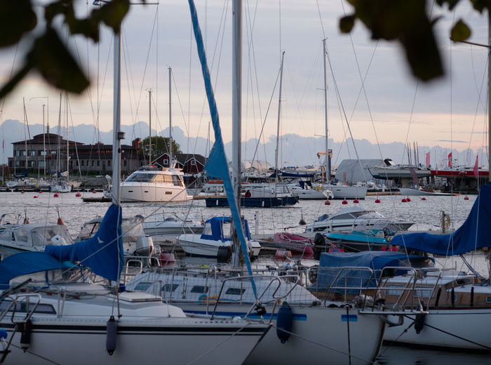 Calm guest harbor Sea Water Nature Harbor Travel Harbour Outdoors Rope Transportation Peaceful Sailboat Yacht Calm Marina Port Harbour View Pole Mast Harbourfront Moored Harbor View Nautical Vessel Mode Of Transportation Guest Harbor Gh5