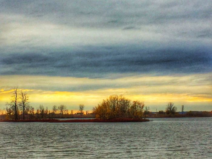 Hope you all are having a great day! Tree Sky Beauty In Nature Water Mississippi River