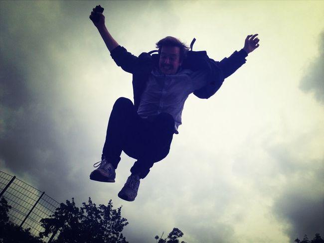 My Friend Severin Flying Austrian